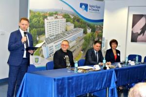 Fundacja WOŚP w Szpitalu Śląskim w Cieszynie