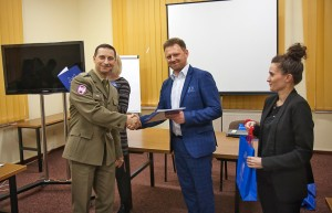 Szkolenie dla Rzeczników Prasowych Resortu Obrony Narodowej